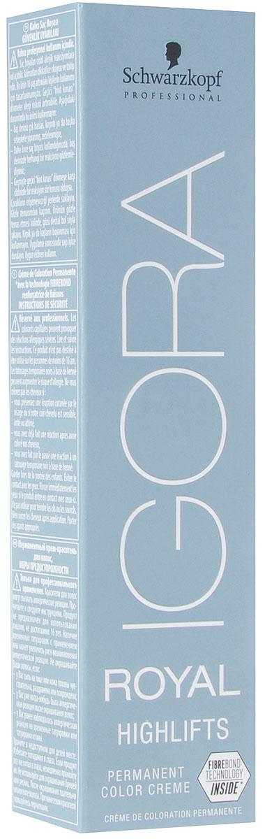 Igora Royal Краска для волос 12-19 специальный блондин сандрэ фиолетовый 60 мл
