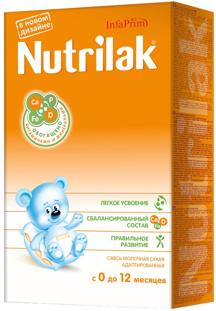 Nutrilak до 12 месяцев смесь молочная с 0 месяцев, 350 г молочная смесь крепыш крепыш кисло молочный с 8 месяцев 200 мл