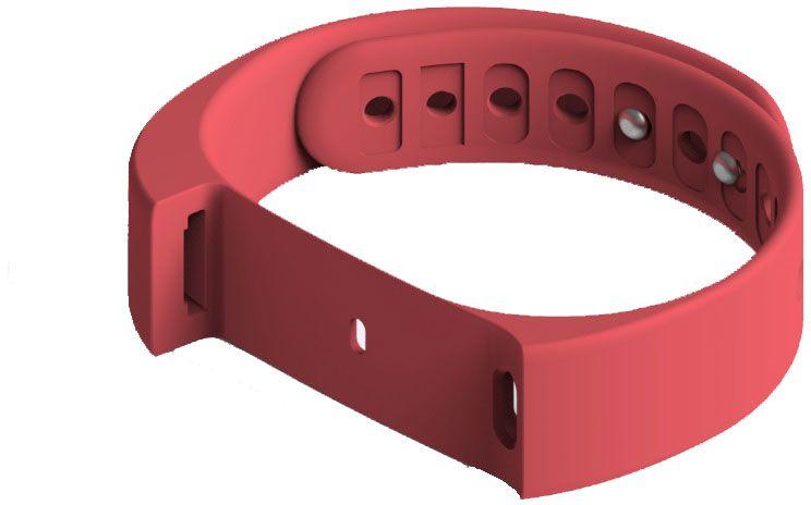 Ремешок для фитнес-браслета iWOWN i5plus, красный умный браслет iwown i5plus