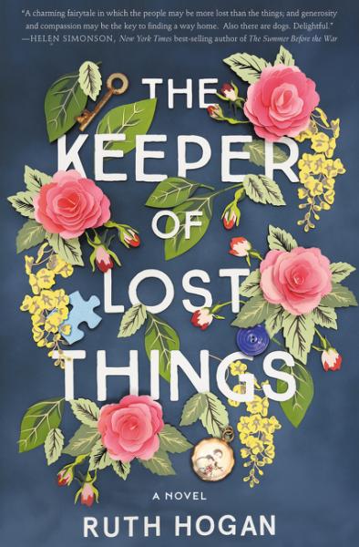 лучшая цена The Keeper of Lost Things