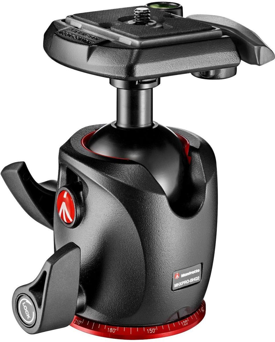Штативная головка Manfrotto MHXPRO-BHQ2, Black головка штативная baader witty i