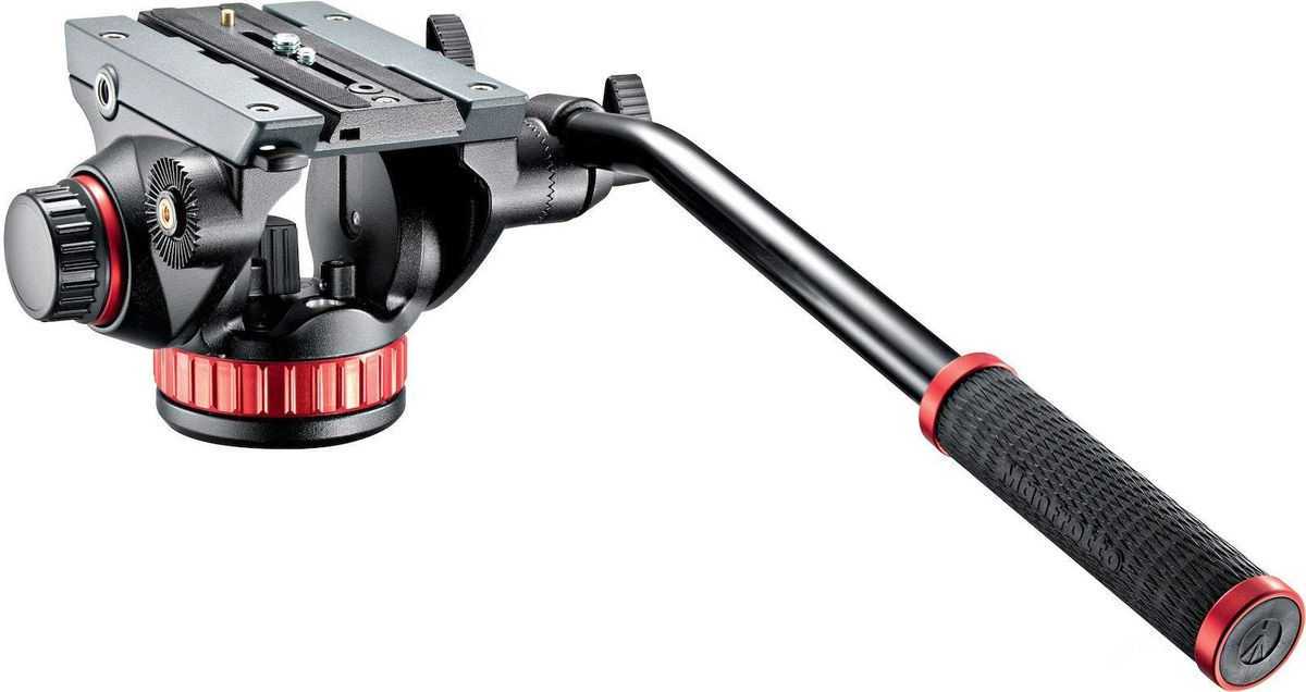 Штативная головка Manfrotto MVH502AH, Black головка штативная baader witty i
