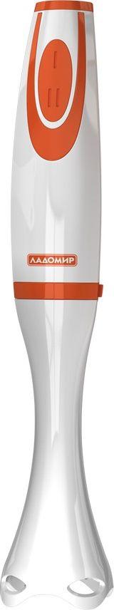 Блендер Ладомир 432, погружной, цвет оранжевый блендер ладомир 426 арт 6