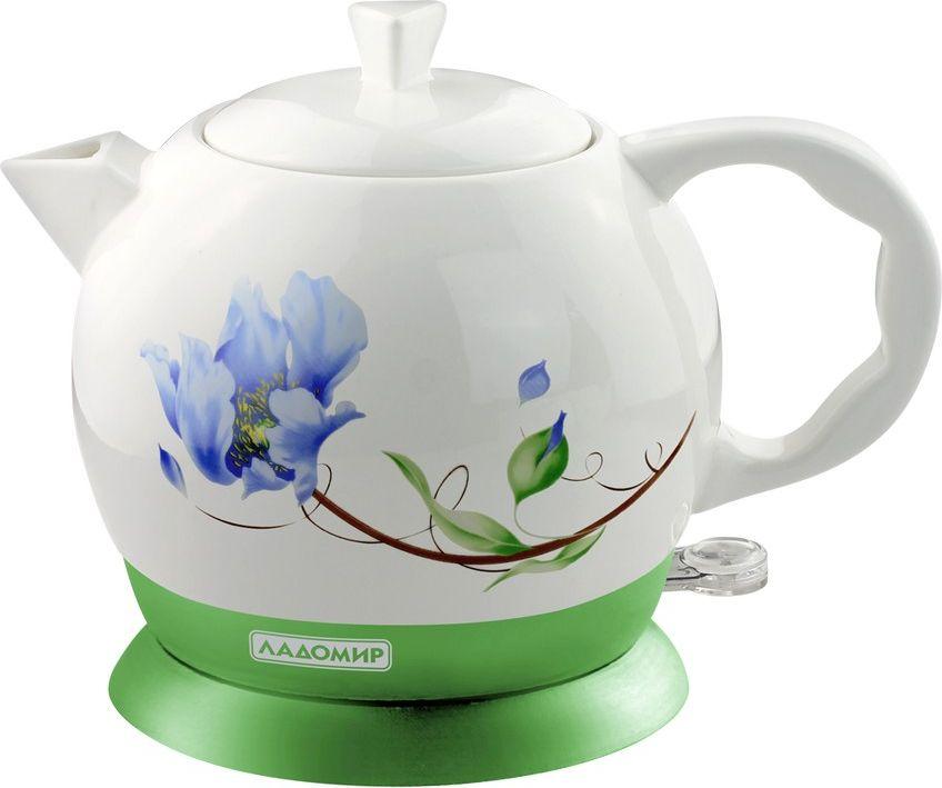 Электрический чайник Ладомир 144 электрический чайник ладомир 144