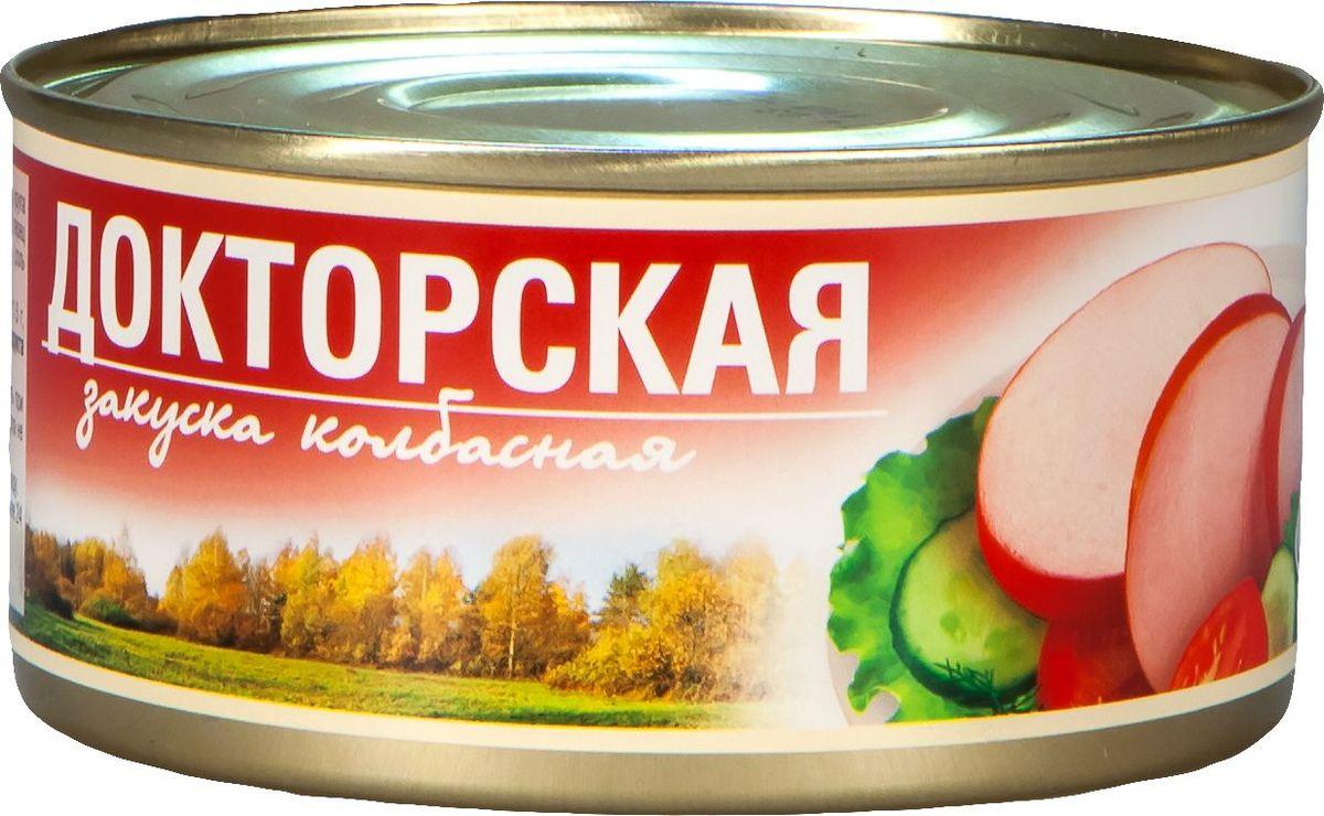 Рузком Колбасная закуска Докторская, 325 г рузком колбасная закуска домашняя 325 г