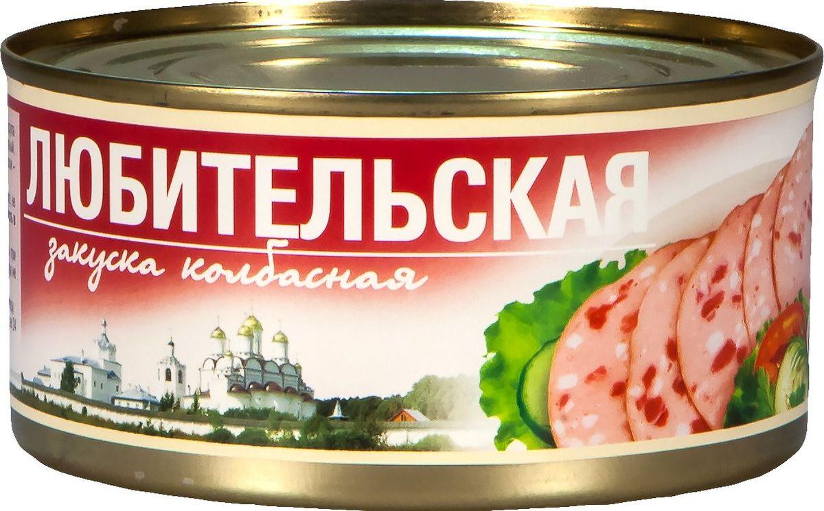 Рузком Колбасная закуска Любительская, 325 г рузком колбасная закуска домашняя 325 г