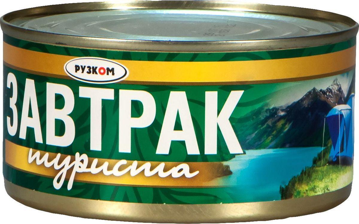 Рузком Завтрак туриста, 325 г рузком колбасная закуска домашняя 325 г