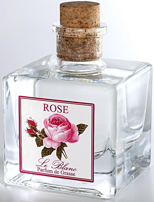 Диффузор ароматический Le Blanc Роза, 200 мл ароматерапия запах розы