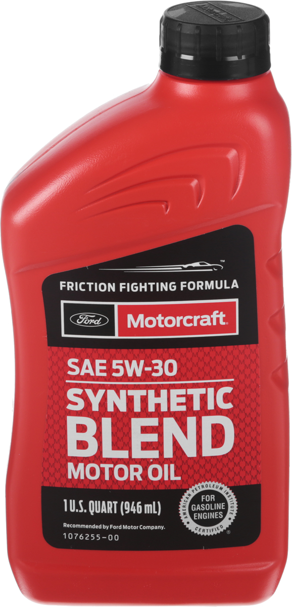 """Масло моторное """"Ford"""", синтетическое, класс вязкости 5W-30, 1 л"""