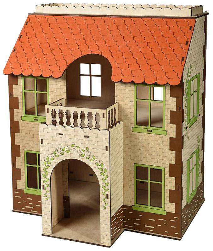 Дом для кукол ЯиГрушка Одним прекрасным утром, 59404 дом для кукол яигрушка маленькая мечта 59831
