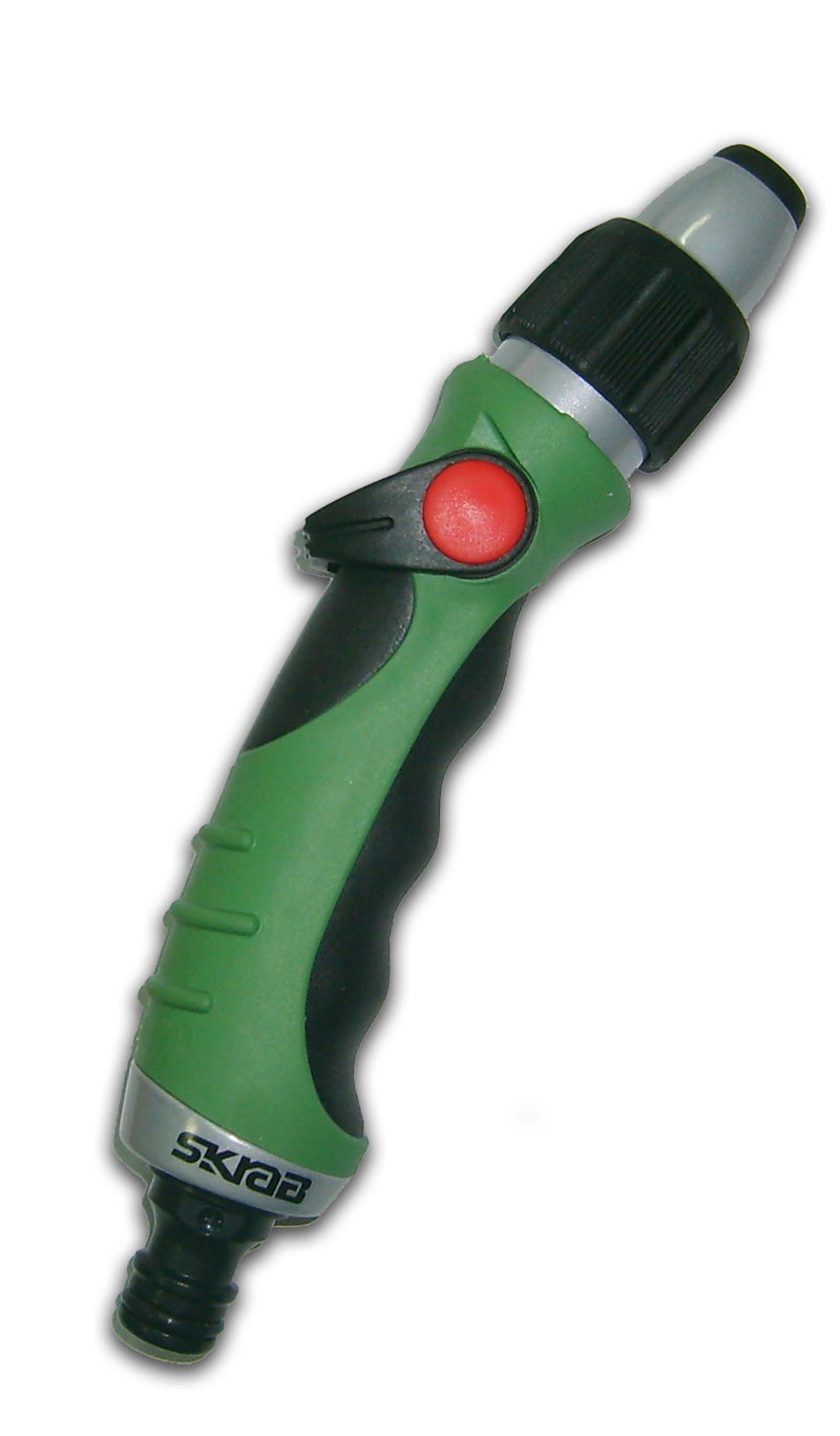 Пистолет-наконечник Skrab, регулируемый. 28281 цена