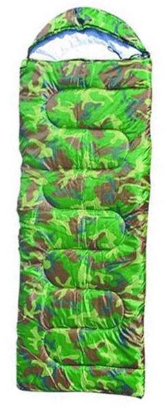 Фото - Спальник туристический Wildman Милитари, размер: 220 х75 см коврик для пикника wildman милитари 150 х180 см