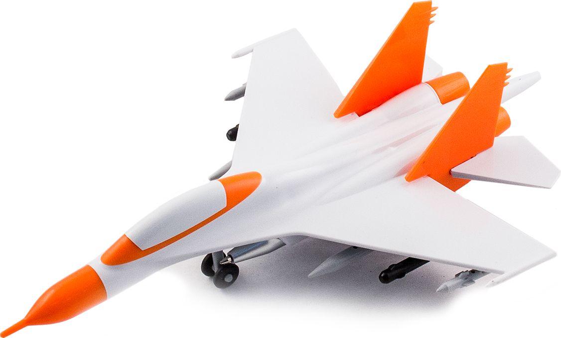 Эврика Ручка шариковая Самолет цвет корпуса оранжевый 2 шт гамак для ног эврика цвет оранжевый 62 х 17 х 2 см