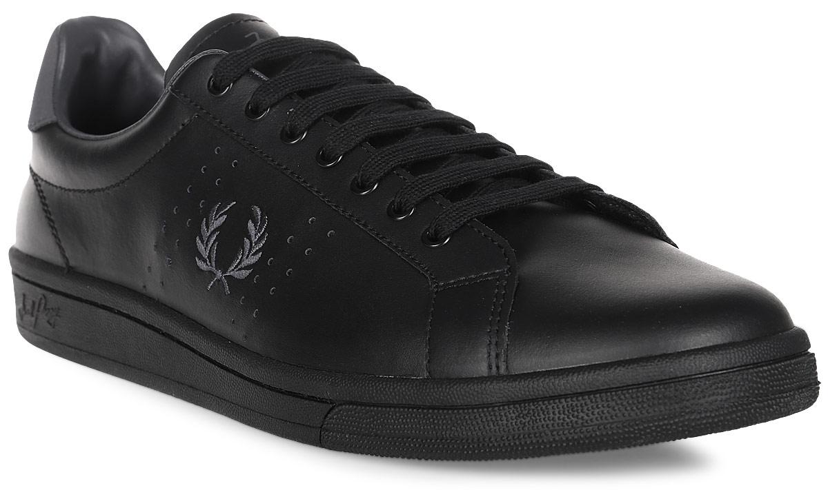 ca43b61f Кеды Fred Perry B721 Leather — купить в интернет-магазине OZON с быстрой  доставкой