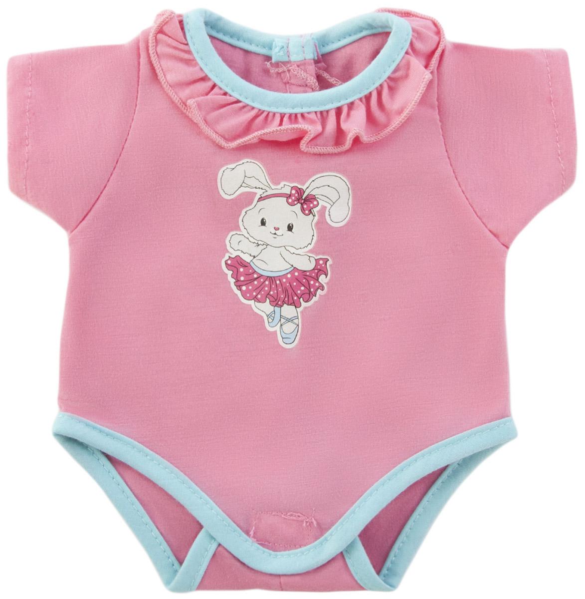 Mary Poppins Одежда для кукол Боди Зайка одежда для кукол 40 42 см розовый боди