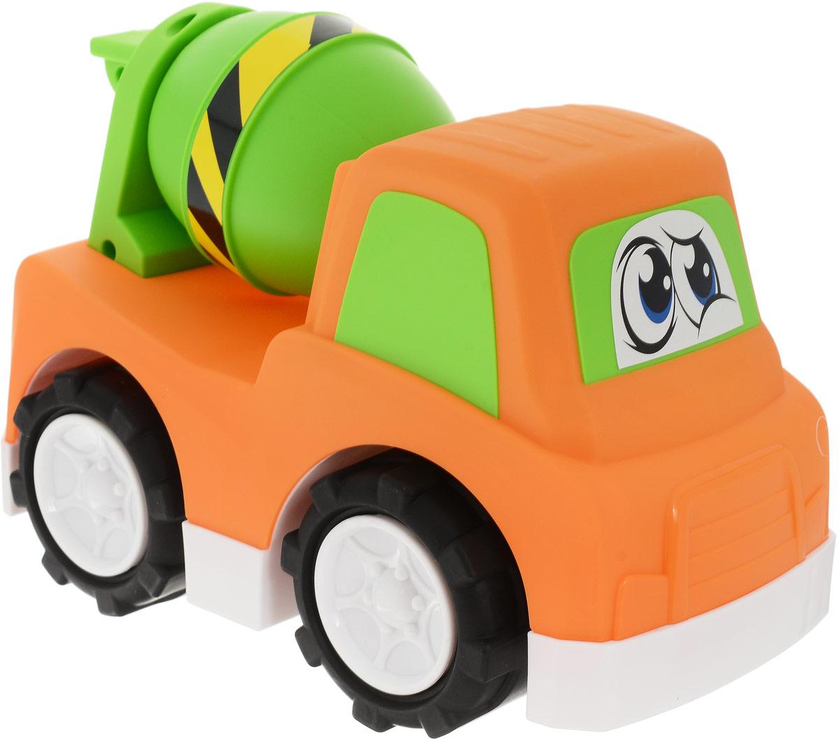 Keenway Машинка Бетономешалка keenway машинка mini vehicles цвет красный