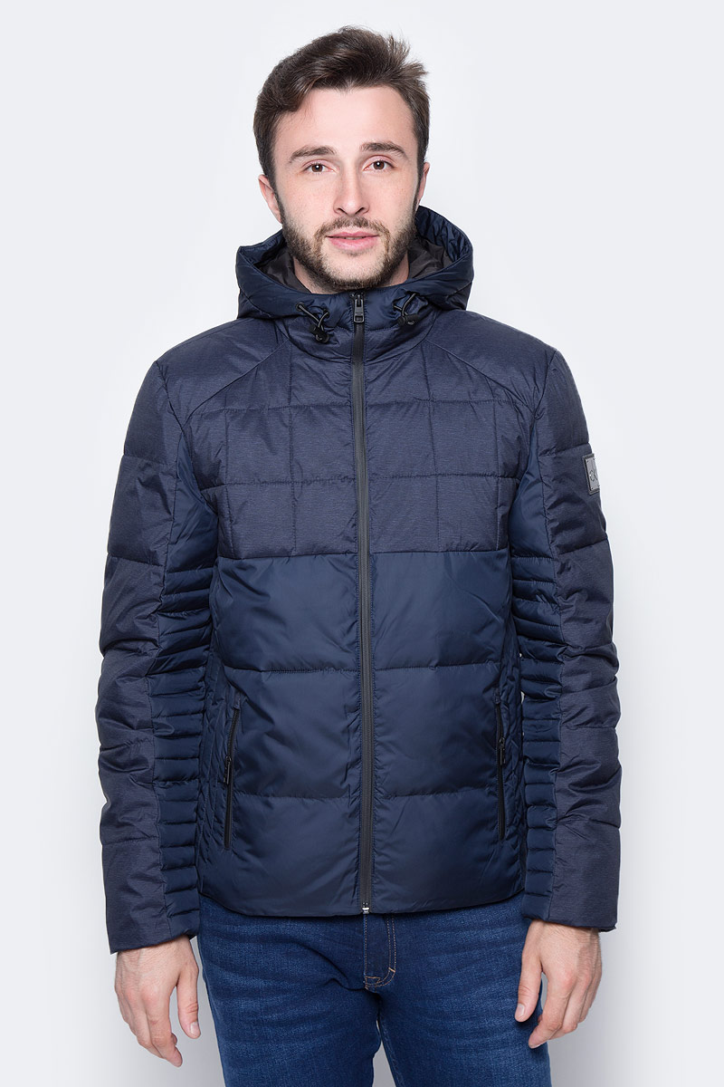a5e2e499aa9 Куртка Calvin Klein Jeans — купить в интернет-магазине OZON.ru с быстрой  доставкой