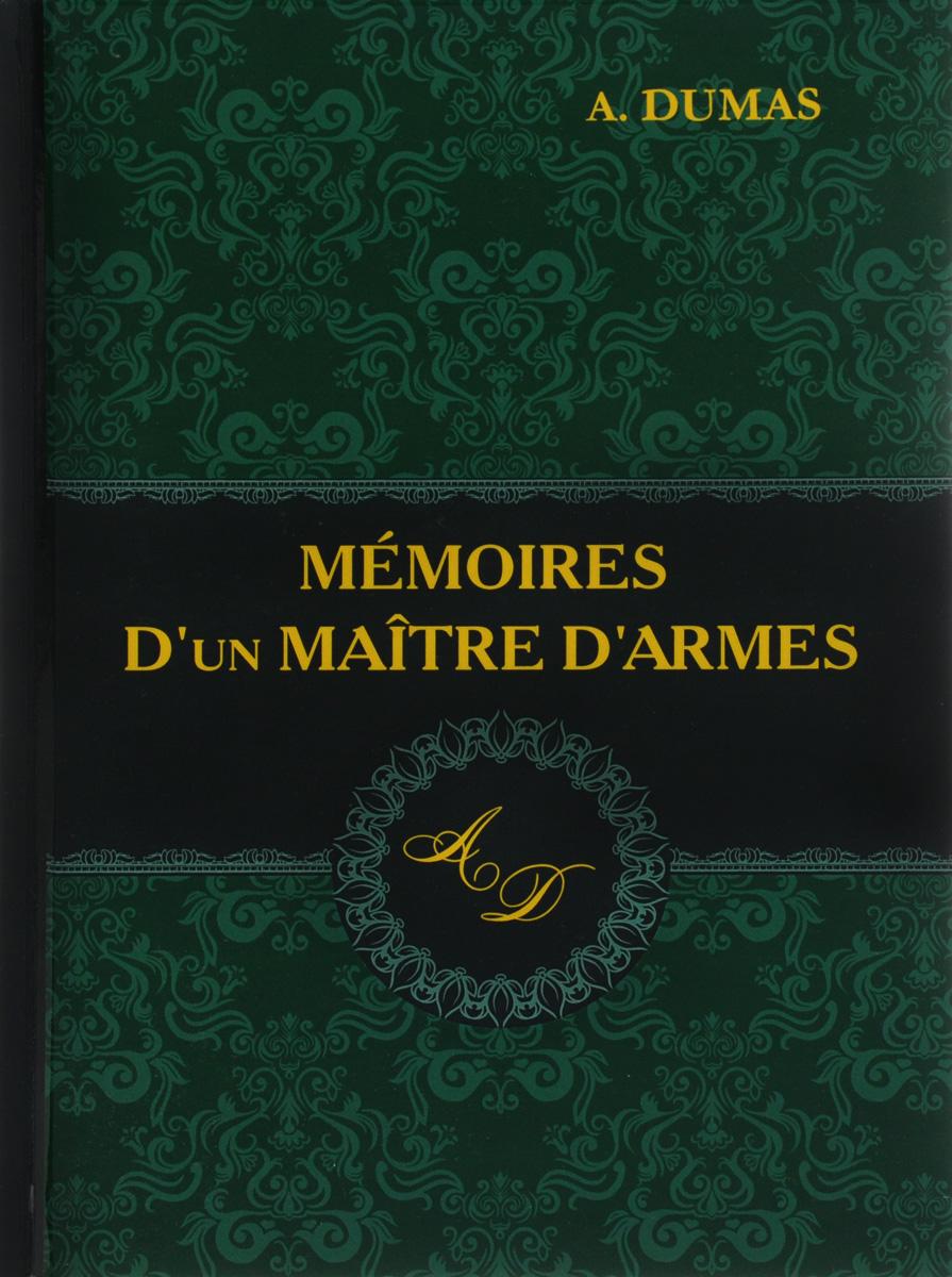 A. Dumas Memoires D