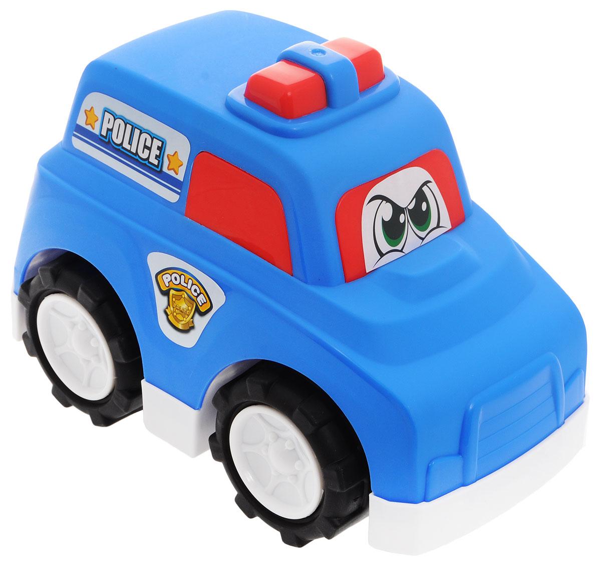Keenway Полицейская машина keenway машинка mini vehicles цвет красный