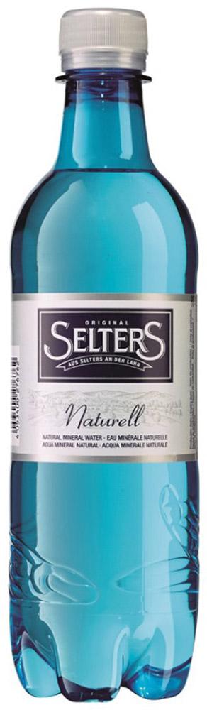 Selters вода минеральная негазированная, 0,5 л roche des ecrins вода минеральная природная питьевая столовая негазированная 0 5 л