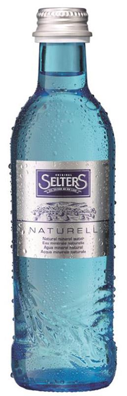 Selters вода минеральная негазированная, 0,275 л стекло roche des ecrins вода минеральная природная питьевая столовая негазированная 0 5 л