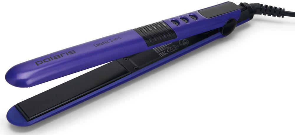 Polaris PHS 2405K, Purple выпрямитель для волос
