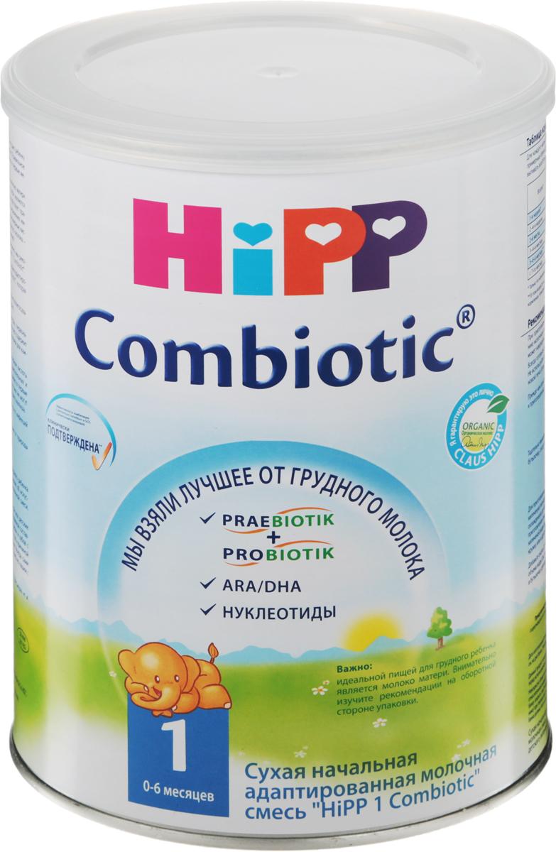 Hipp 1 Сombiotic смесь молочная, с рождения, 800 г недорого