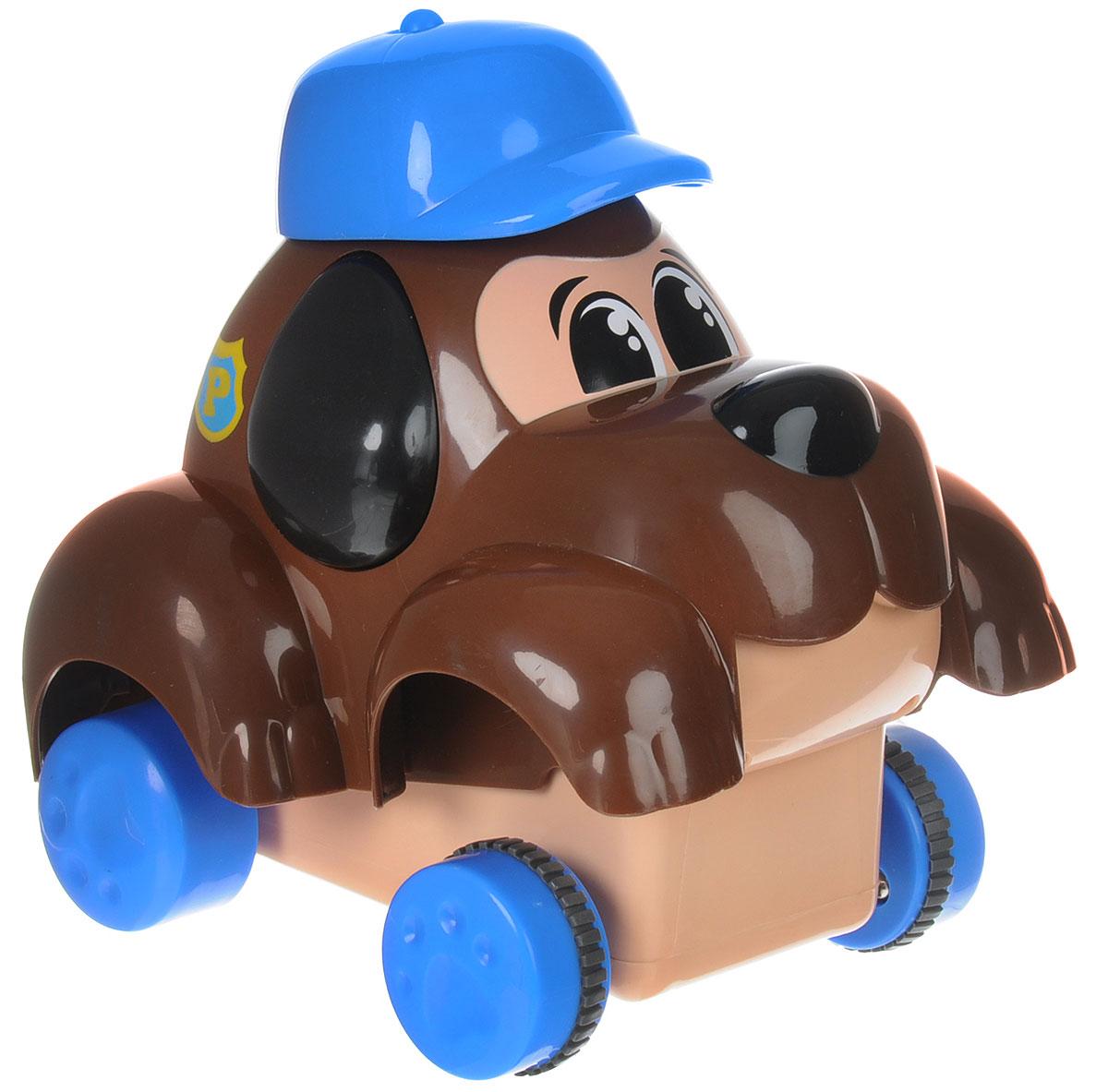 Keenway Развивающая игрушка Собачья служба Полицейский keenway машинка mini vehicles цвет красный