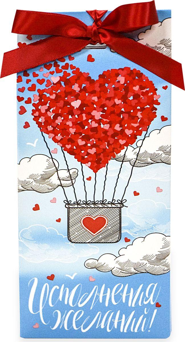 Лакомства для здоровья поздравительная открытка Исполнения желаний, 60 г цены