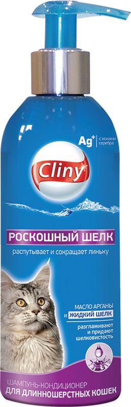 Шампунь-кондиционер Cliny