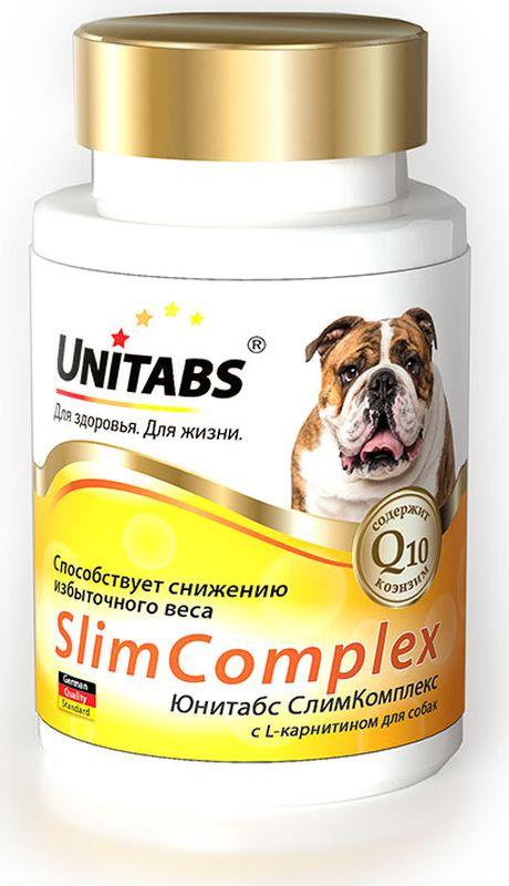 "Витамины Unitabs ""SlimComplex"", для собак, 100 таблеток"