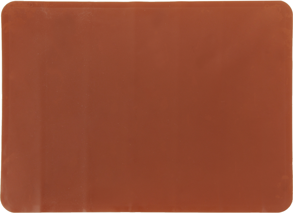 "Коврик для теста ""Marmiton"", цвет: коричневый, 38 х 28 см"