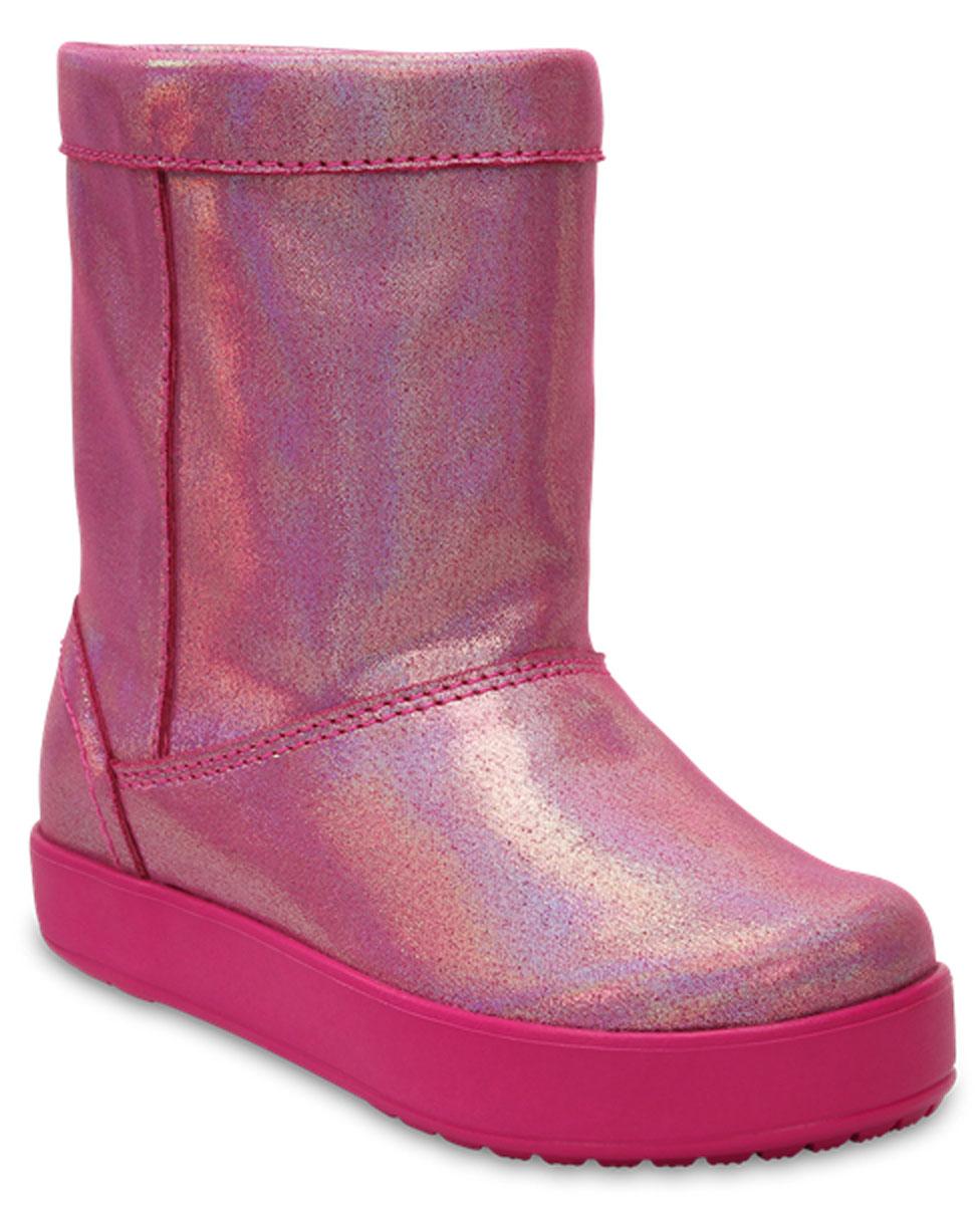 Сапоги Crocs crocs сапоги handle it rain boot синий