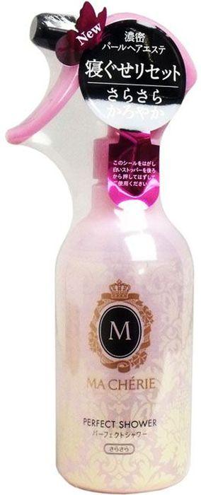 """Shiseido """"Ma Cherie"""" Разглаживающий спрей для волос с защитой от термического воздействия с цветочно-фруктовым ароматом, 250 мл"""