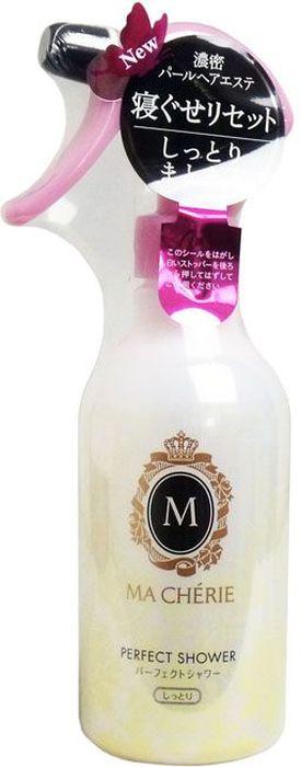 """Shiseido """"Ma Cherie"""" Увлажняющий спрей для волос с защитой от термического воздействия с цветочно-фруктовым ароматом, 250 мл"""