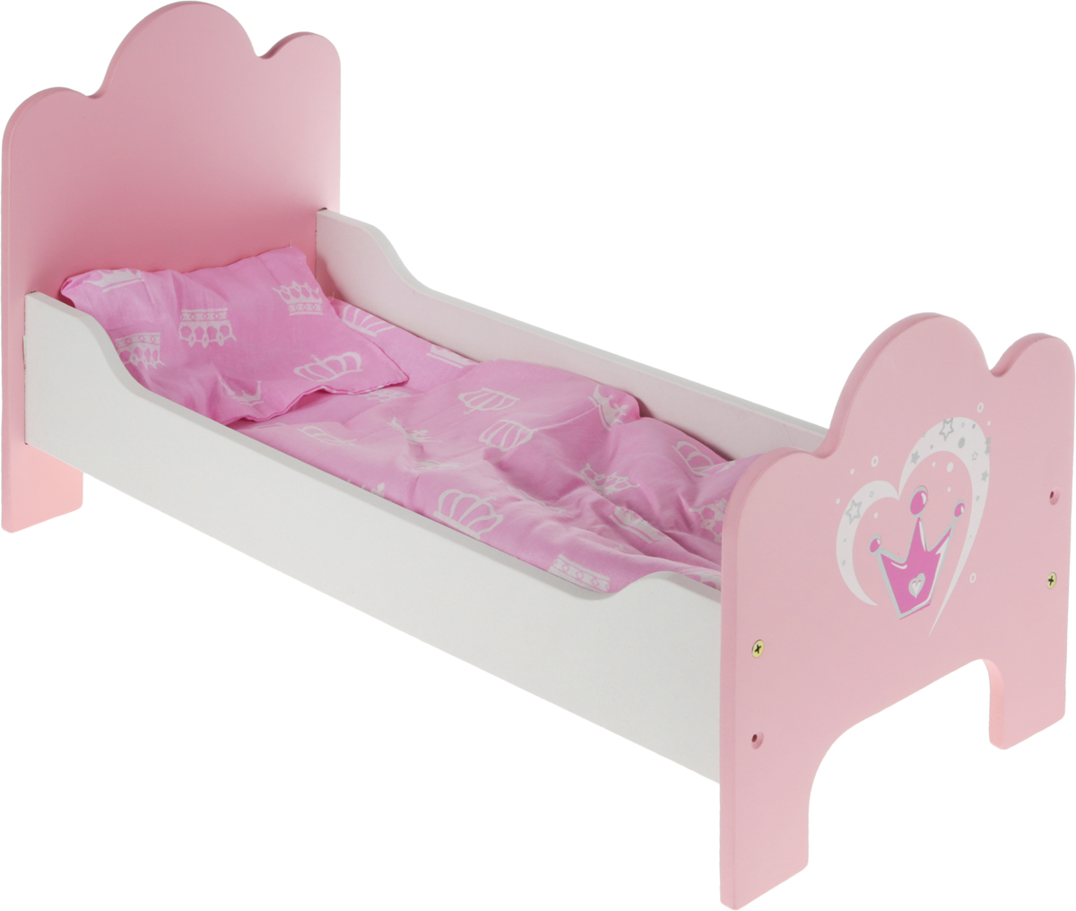 Mary Poppins Кроватка для куклы Корона цена и фото