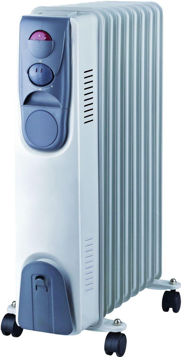 Irit IR-07-2009 радиатор масляный обогреватель irit ir 6001 зеленый