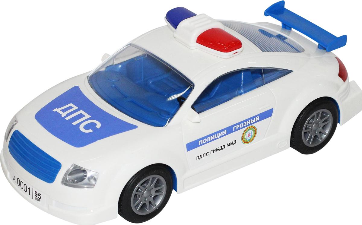 Полесье Автомобиль инерционный ДПС Грозный, цвет в ассортименте