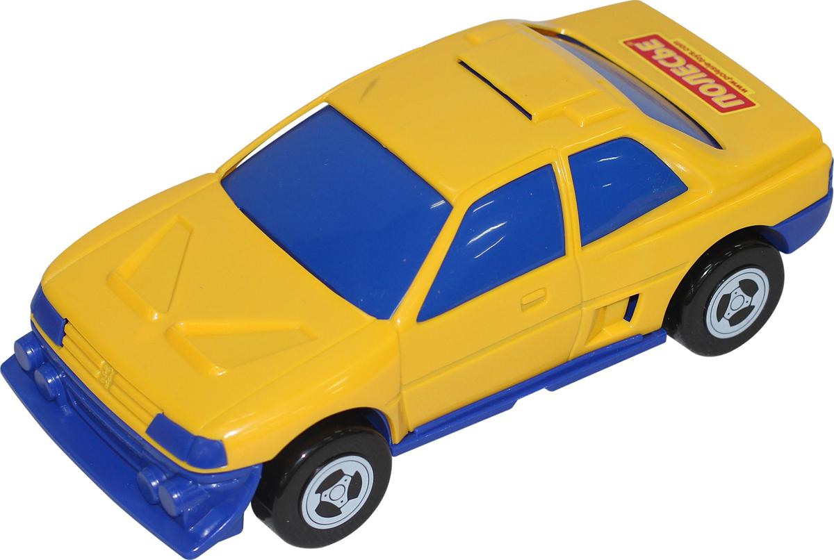 Полесье Автомобиль Лидер, цвет в ассортименте автомобиль пластмастер малютка зефирки цвет в ассортименте 31172
