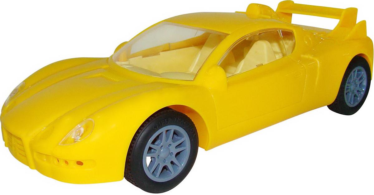 Полесье Автомобиль инерционный Молния, цвет в ассортименте автомобиль пластмастер малютка зефирки цвет в ассортименте 31172