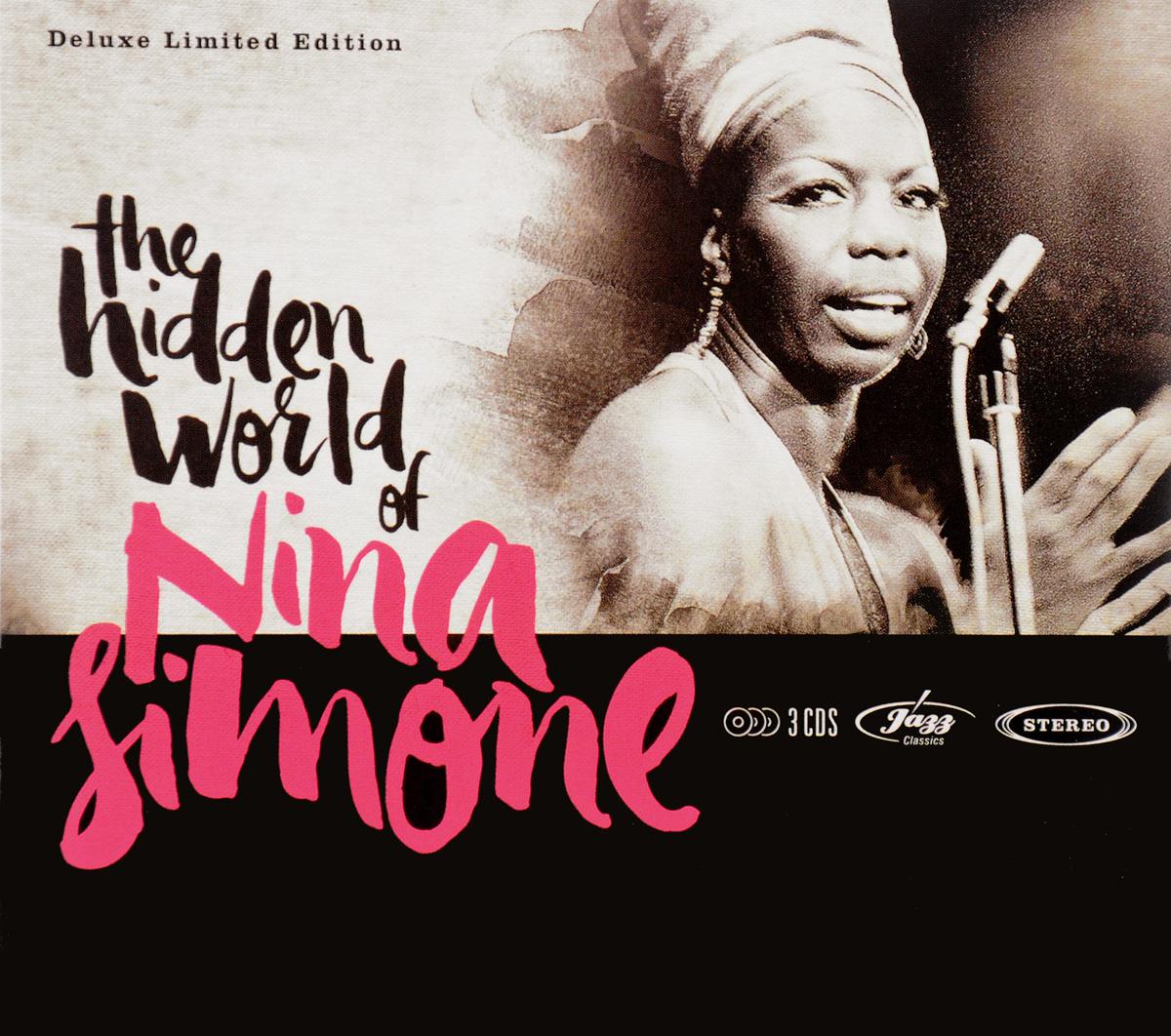 Нина Симон The Hidden World Of Nina Simone. Deluxe Limited Edition (3 CD) нина симон nina simone high priestess of soul