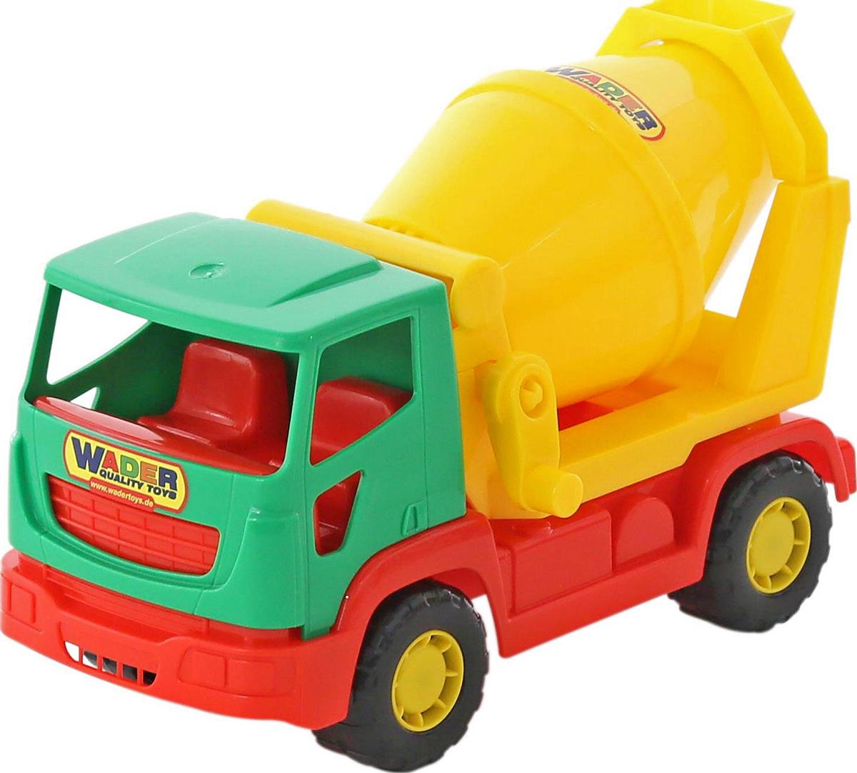 Полесье Бетоновоз Агат, цвет в ассортименте игрушка полесье агат 56429