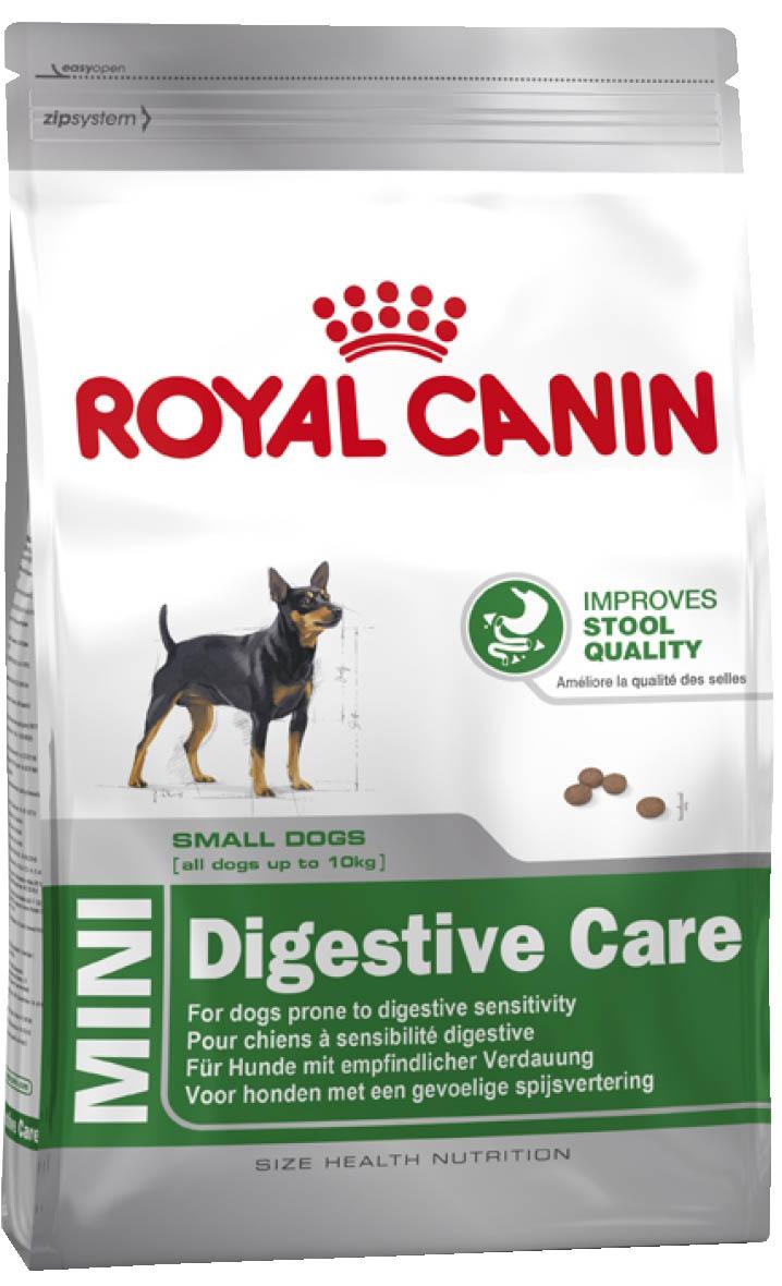 """Корм сухой Royal Canin """"Mini Digestive Care"""", для собак с чувствительным пищеварением, 2 кг"""