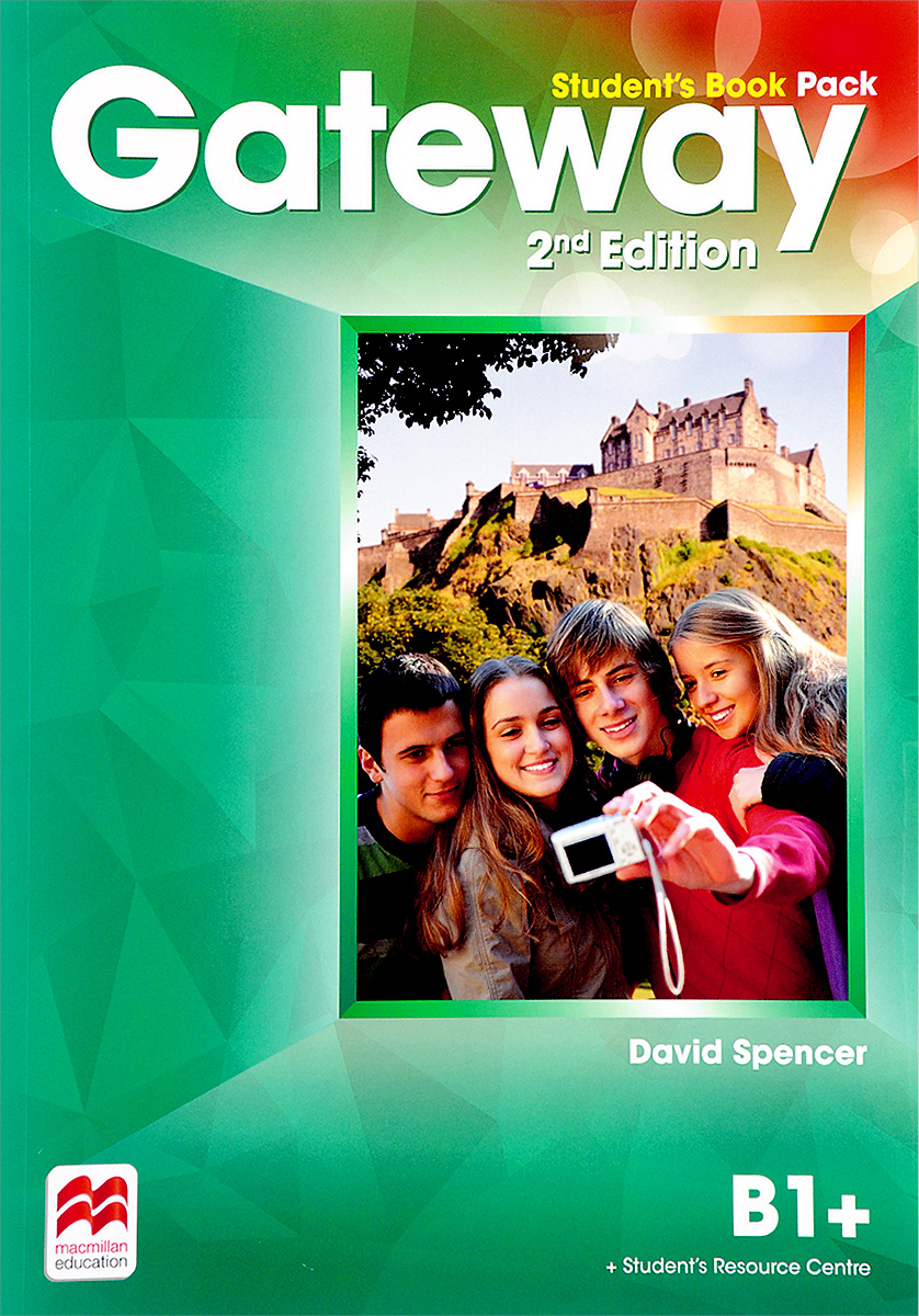 Gateway: Student's Book: Level B1+ skills for study level 1 student s book with downloadable audio