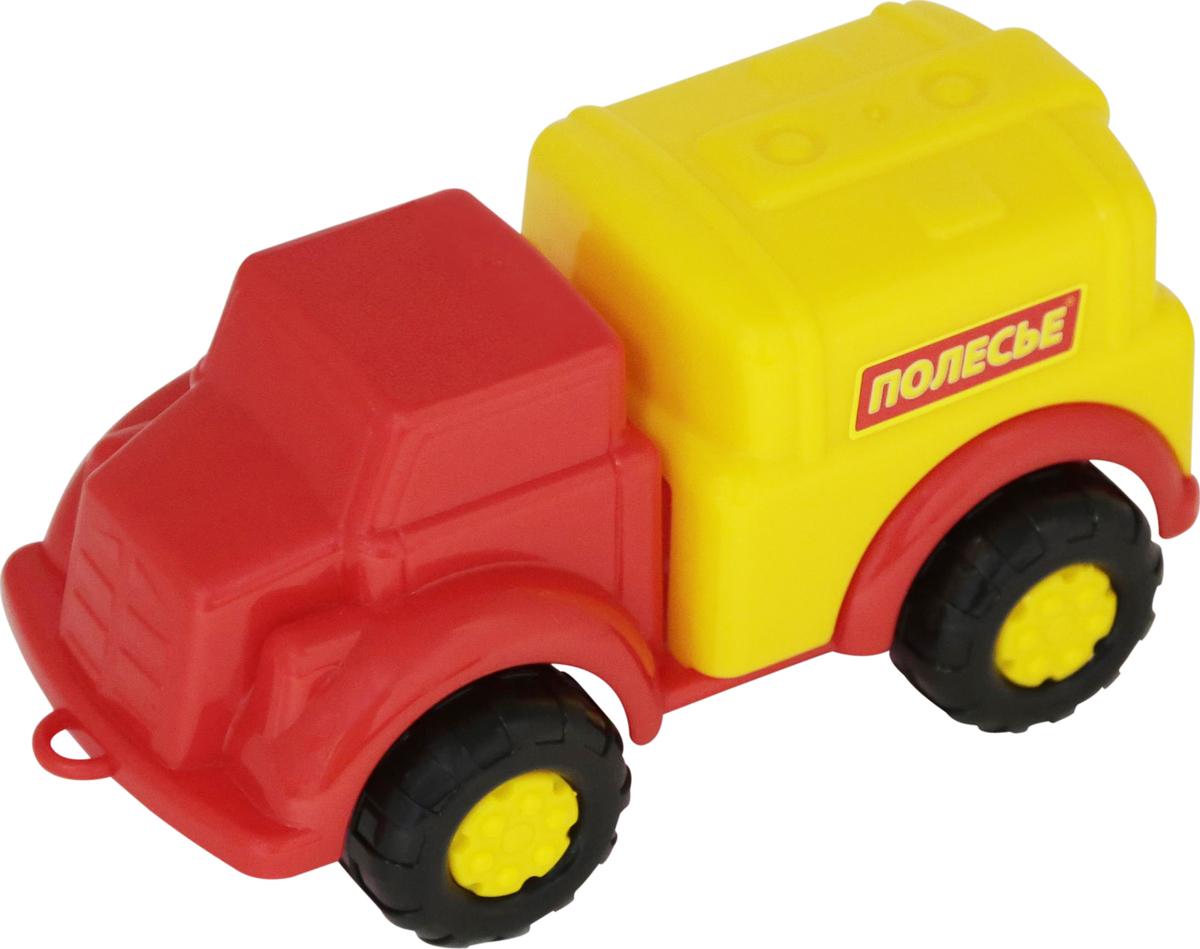 игрушки в песочницу Полесье Молоковоз Антошка, цвет в ассортименте