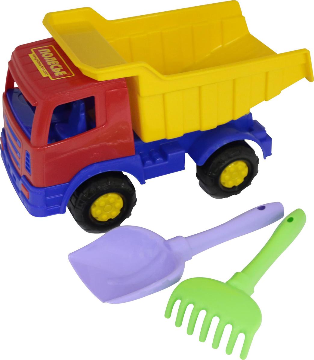 Полесье Набор игрушек для песочницы №183 Мираж, цвет в ассортименте компьютер учиться никогда не поздно 2 е изд