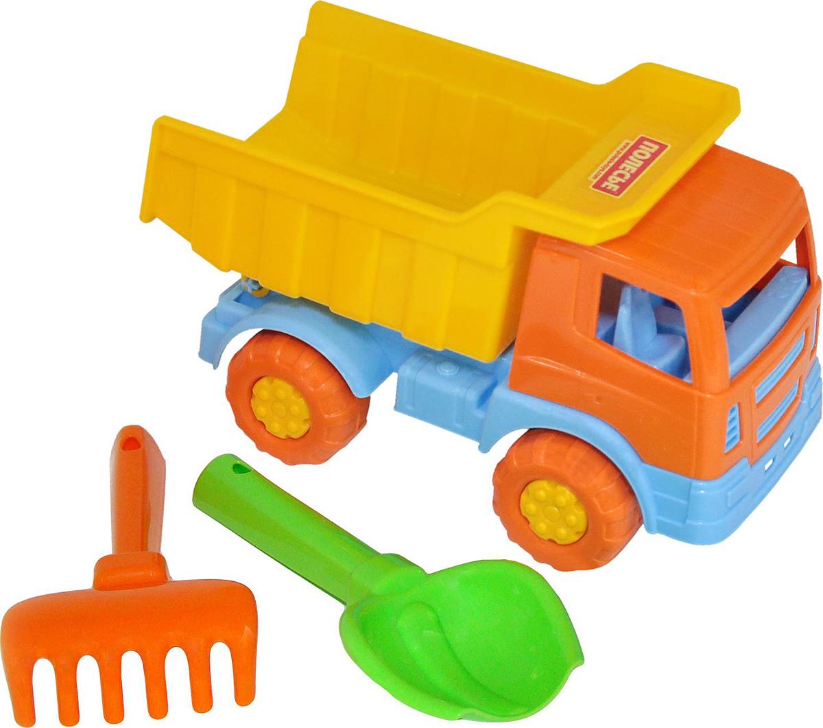 Фото - Полесье Набор игрушек для песочницы №188 Салют, цвет в ассортименте полесье набор игрушек для песочницы 281 цвет в ассортименте
