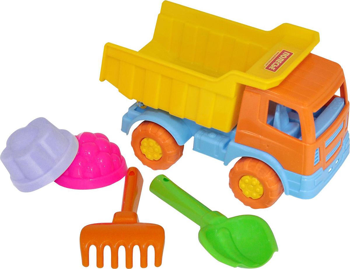 Фото - Полесье Набор игрушек для песочницы №189 Салют, цвет в ассортименте полесье набор игрушек для песочницы 468 цвет в ассортименте