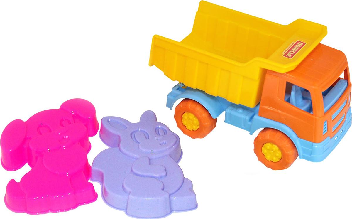 Фото - Полесье Набор игрушек для песочницы №191 Салют, цвет в ассортименте полесье набор игрушек для песочницы 468 цвет в ассортименте