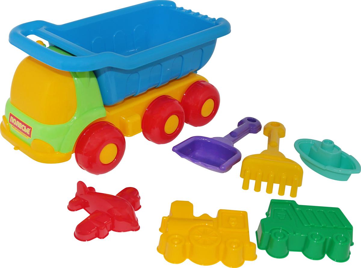 Полесье Набор игрушек для песочницы №259 Универсал, цвет в ассортименте